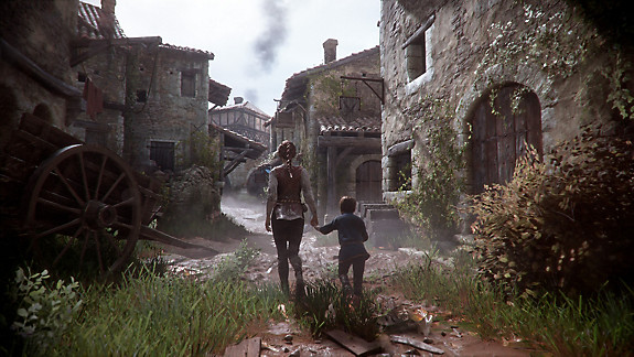 A Plague Tale: Innocence - Screenshot INDEX