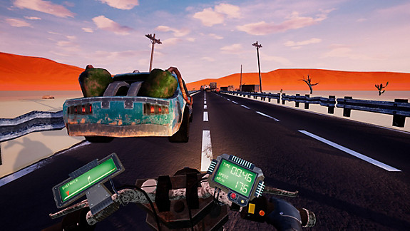 Apocalypse Rider screenshot