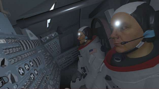 Apollo 11 VR Screenshot 1