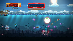 AQUA KITTY - Milk Mine Defender DX Screenshot 3