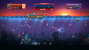 AQUA KITTY - Milk Mine Defender DX Screenshot 9
