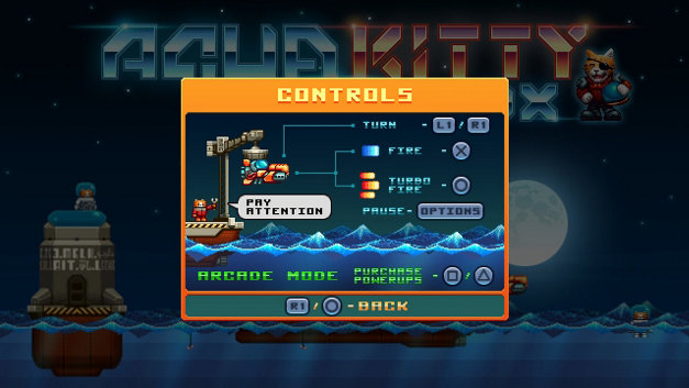 AQUA KITTY - Milk Mine Defender DX Screenshot 7