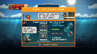 AQUA KITTY - Milk Mine Defender DX Screenshot 2