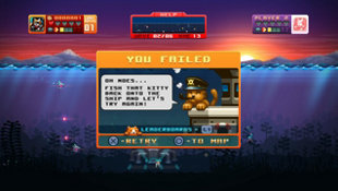 AQUA KITTY - Milk Mine Defender DX Screenshot 5
