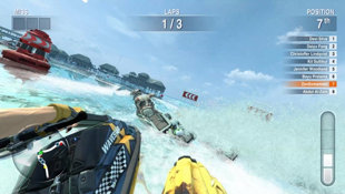 Aqua Moto Racing Utopia™ Screenshot 3