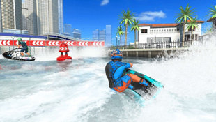 Aqua Moto Racing Utopia™ Screenshot 2
