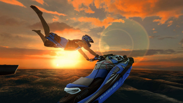 Aqua Moto Racing Utopia™ Screenshot 1