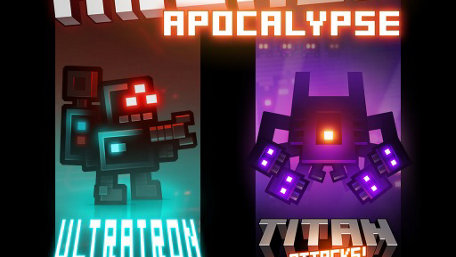 Arcade Apocalypse Bundle Trailer Screenshot