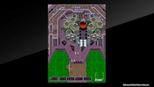 Arcade Archives A-JAX Screenshot 2