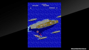 Arcade Archives A-JAX Screenshot 3