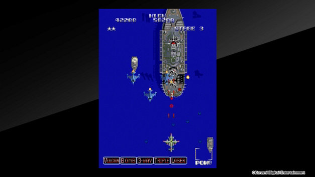 Arcade Archives A-JAX Screenshot 4