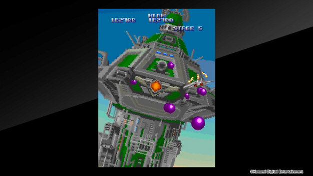 Arcade Archives A-JAX Screenshot 10