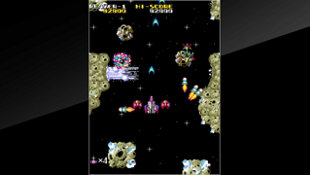 Arcade Archives Armed F Screenshot 6