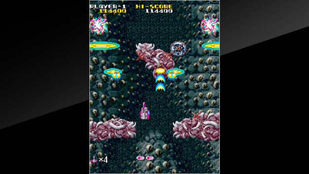 Arcade Archives Armed F Screenshot 4