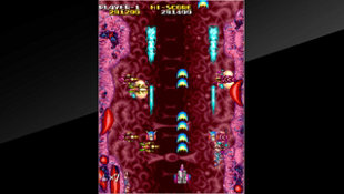 Arcade Archives Armed F Screenshot 9