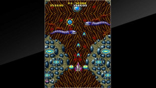 Arcade Archives Armed F Screenshot 5