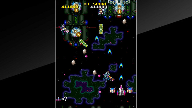 Arcade Archives Armed F Screenshot 7