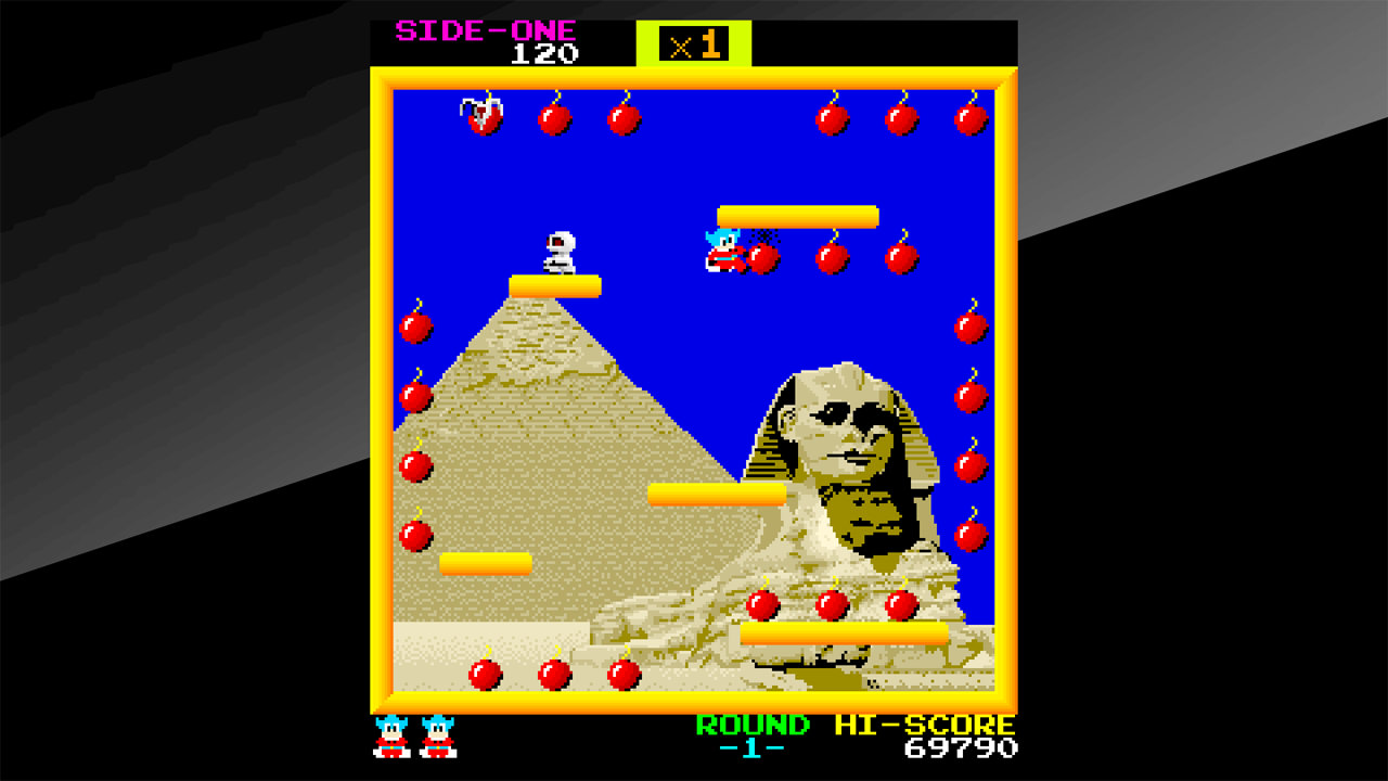 Arcade archives bomb jack game | ps4 playstation.