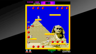 Arcade Archives BOMB JACK Screenshot 2