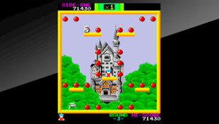 Arcade Archives BOMB JACK Screenshot 5