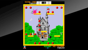Arcade Archives BOMB JACK Screenshot 6