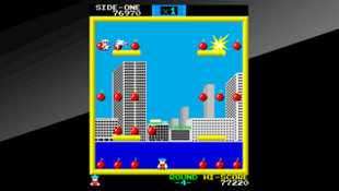 Arcade Archives BOMB JACK Screenshot 8