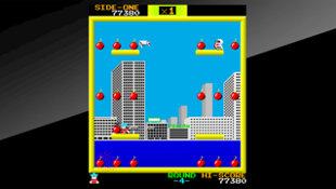 Arcade Archives BOMB JACK Screenshot 9