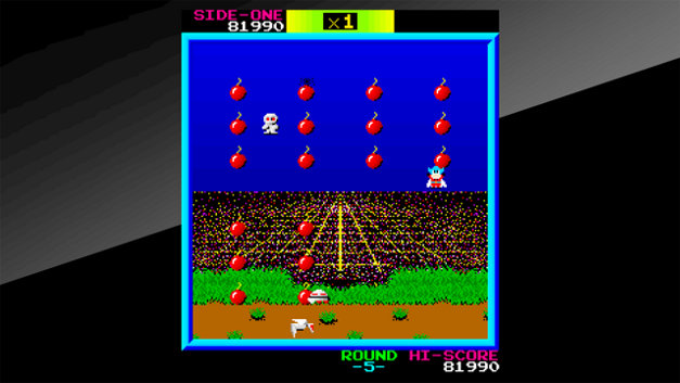 Arcade Archives BOMB JACK Screenshot 10