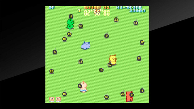 Arcade Archives Buta san Screenshot 1