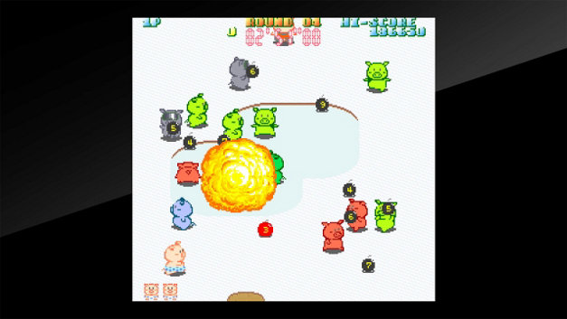 Arcade Archives Buta san Screenshot 10