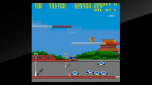 Arcade Archives City CONNECTION Screenshot 9