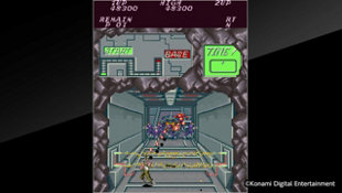 Arcade Archives CONTRA Screenshot 2