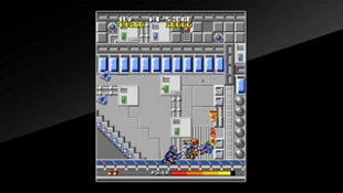 Arcade Archives Cosmo Police Galivan Screenshot 6