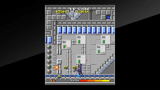 Arcade Archives Cosmo Police Galivan Screenshot 10