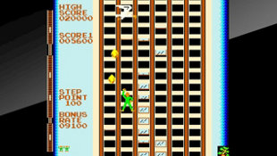 Arcade Archives CRAZY CLIMBER Screenshot 2
