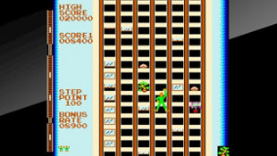 Arcade Archives CRAZY CLIMBER Screenshot 3