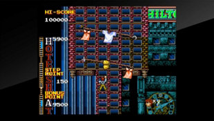 Arcade Archives CRAZY CLIMBER2 Screenshot 2