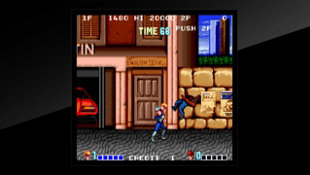 Arcade Archives DOUBLE DRAGON Screenshot 2
