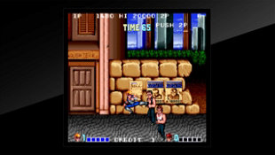 Arcade Archives DOUBLE DRAGON Screenshot 3