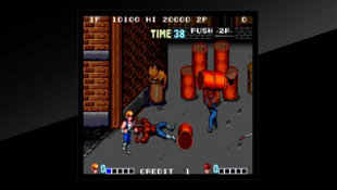 Arcade Archives DOUBLE DRAGON Screenshot 5