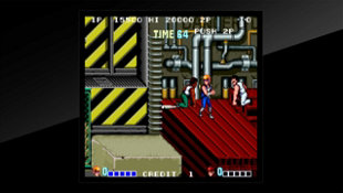 Arcade Archives DOUBLE DRAGON Screenshot 6