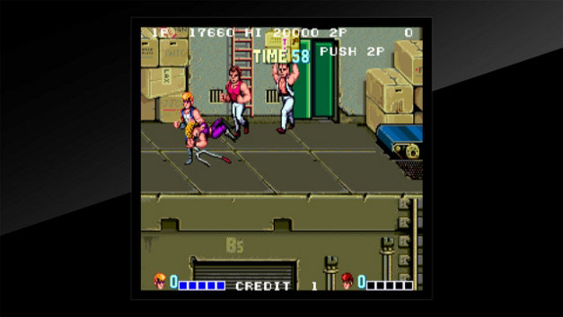 Arcade Archives DOUBLE DRAGON Screenshot 7