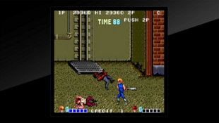 Arcade Archives DOUBLE DRAGON Screenshot 8