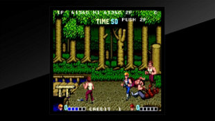 Arcade Archives DOUBLE DRAGON Screenshot 9