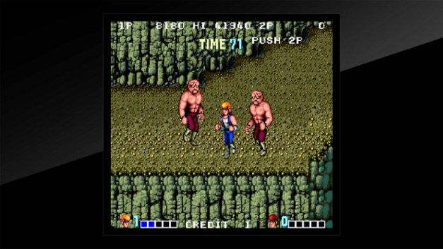 Arcade Archives DOUBLE DRAGON Screenshot 10