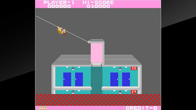 Arcade Archives ELEVATOR ACTION Screenshot 1