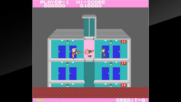 Arcade Archives ELEVATOR ACTION Screenshot 4