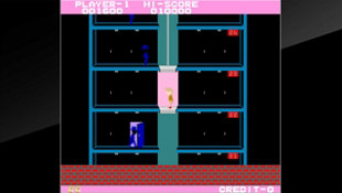 Arcade Archives ELEVATOR ACTION Screenshot 3