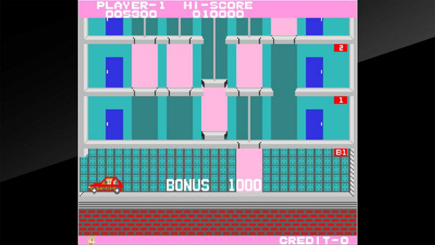 Arcade Archives ELEVATOR ACTION Screenshot 7