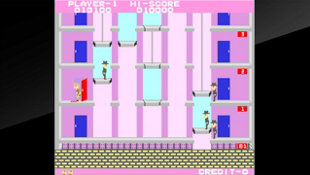 Arcade Archives ELEVATOR ACTION Screenshot 8